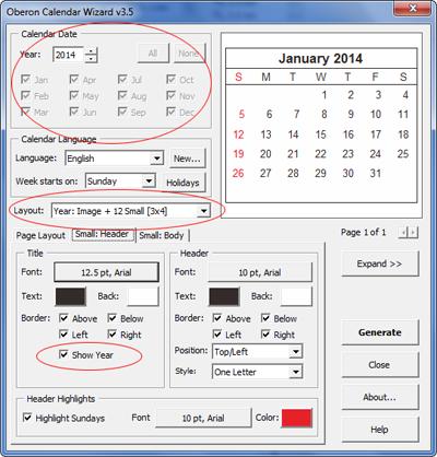 Membuat Kalender Secara Otomatis di Corel Draw